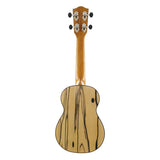 Ohana Solid Spruce / Ebony Sopran (SK-70BWE) Limited Edition back