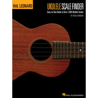 Ukulele Scale Finder (English) Cover