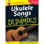 Ukulele Songs für Dummies (English)