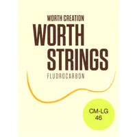 Worth Creation Saiten Fluoro-Carbon Soprano/Concert Low-G (CM-LG 46)