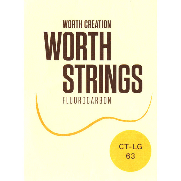 Worth Creation Saiten Fluoro-Carbon Tenor Low-G (CT-LG 63)