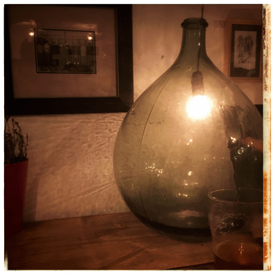 Still Life with a Bottle - NOBIG.ART
