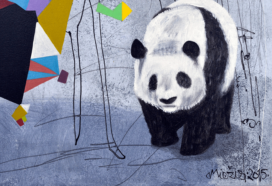 Opera for Pandas - NOBIG.ART