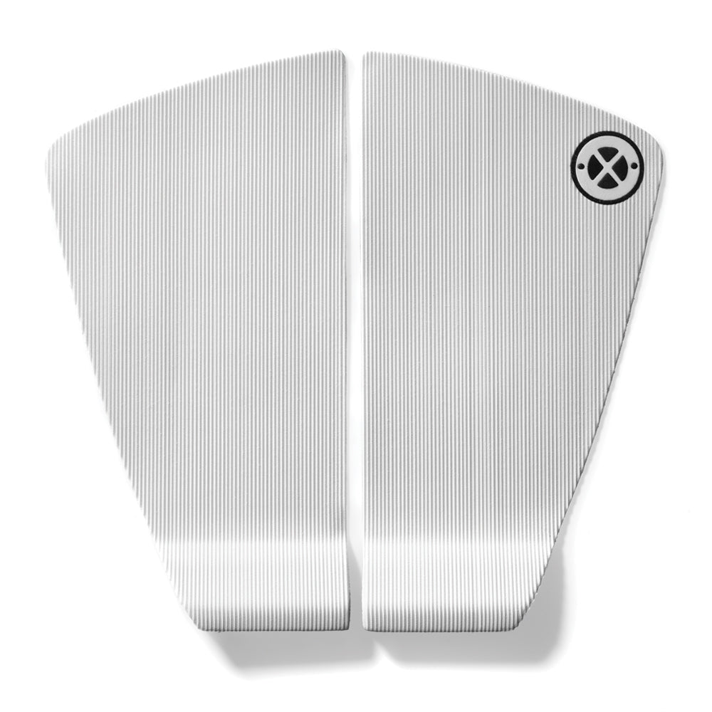 2PC MICRO SURF TAIL PAD WHITE