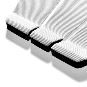 3PC MICRO SURF TAIL PAD WHITE