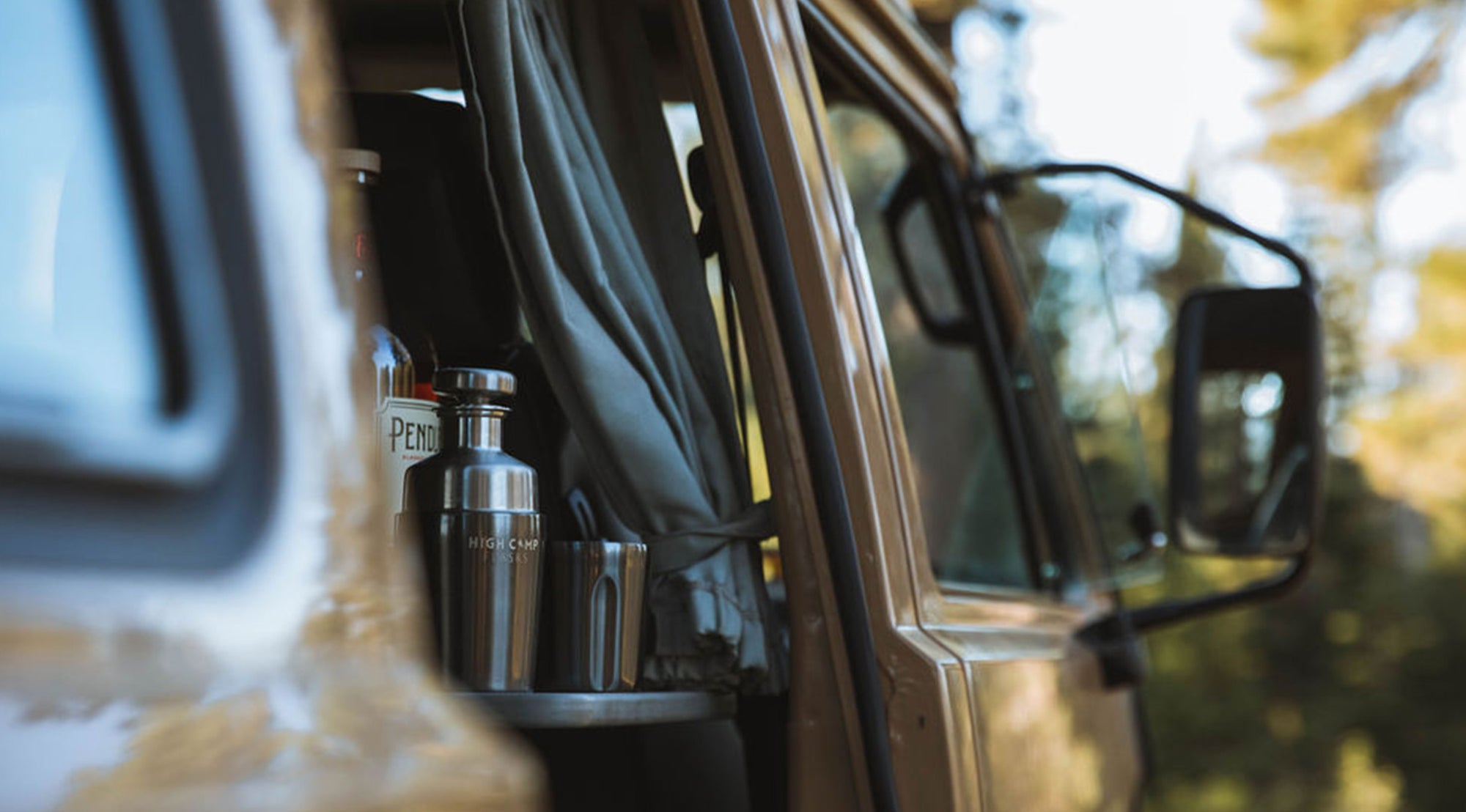 Westfalia Whiskey Warmer