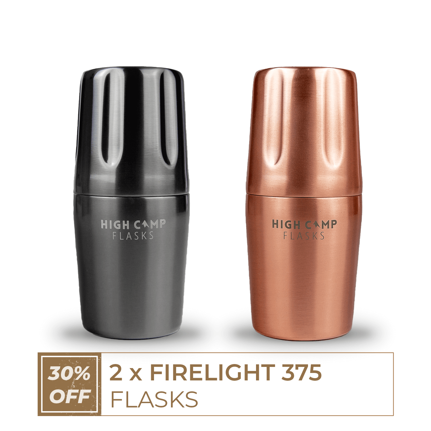 1+1 Firelight 375 Bundle - Save 30%