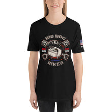 Load image into Gallery viewer, Big Dog Biker's ROAD DAWG Women's Short-Sleeve T-Shirt