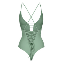 Load image into Gallery viewer, Olivia one piece Olive