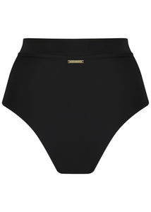 Dolce Bottoms Ribbed Black