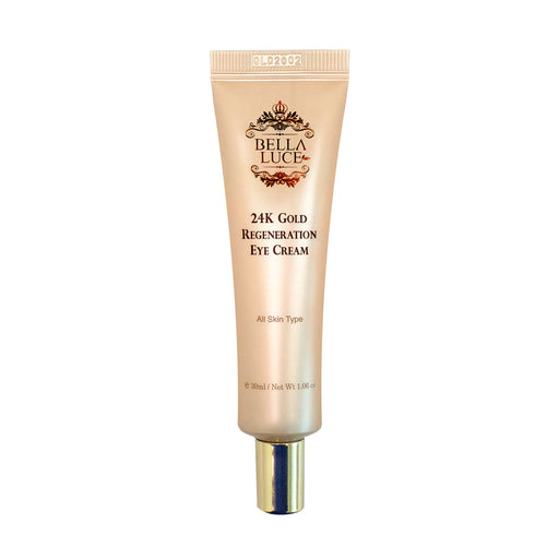 Bella-Luce 24K Gold Anti-aging Eye Wrinkle Remover Cream 30ml