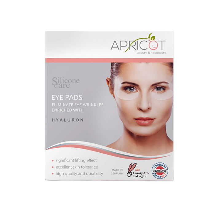 apricot beauty eye wrinkle remover pad