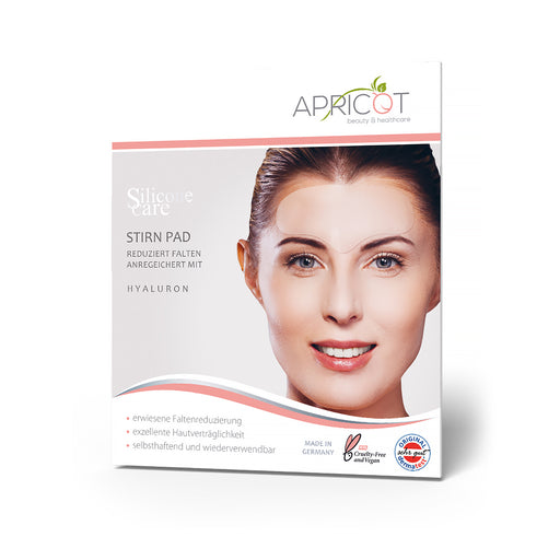 [Apricot Beauty] Forehead Wrinkle Removal Silicone Pad Hyaluron Contained