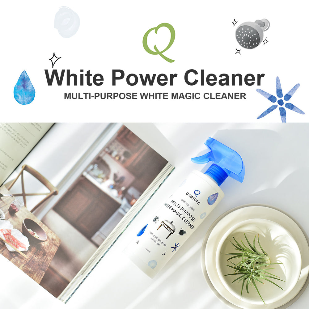 [Q-Nature] Multi Purpose White Power Cleaner / Korea Hit!