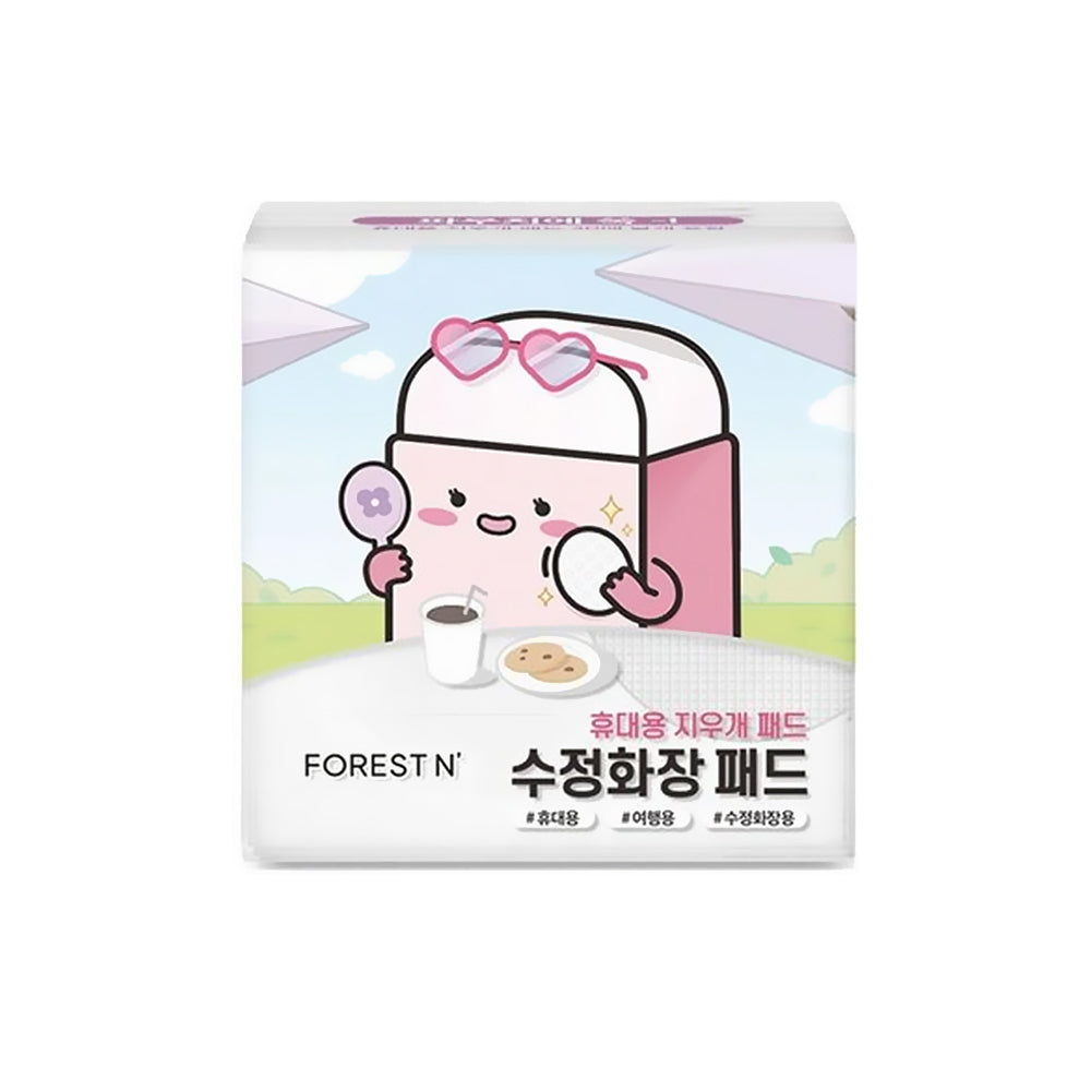 [Forest N] Portable Make-up Correction Pad (30EA Contained)
