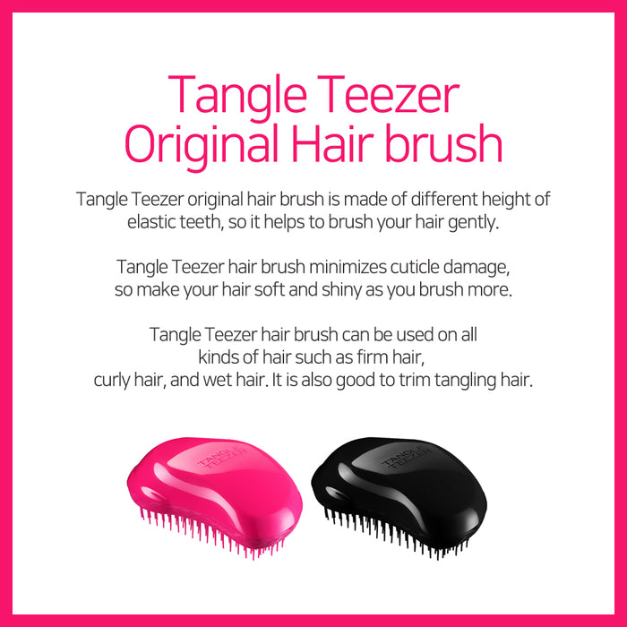[Tangle Teezer] Original Hair Brush