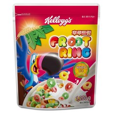 Kelloggs Fruit Ring 530g  Contains vitamin C necessary for growing children