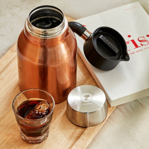 [Asobu] Cold Brew Maker + Handle Kit included Homemade Dutch Coffee
