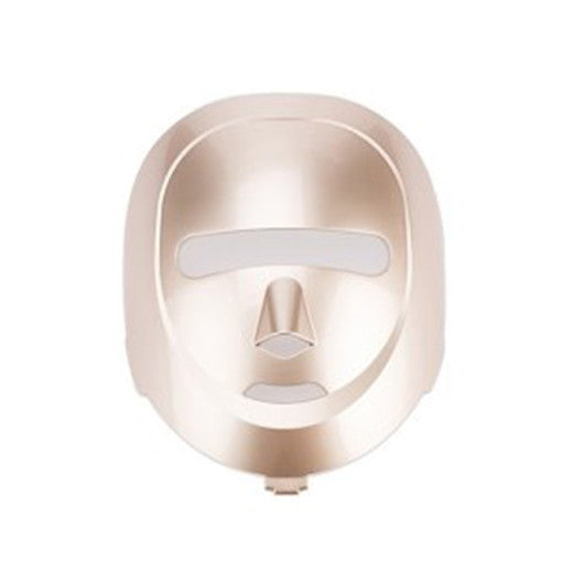 [ECOFACE]LED Mask Skin Care Household Near Infrared Electronic Mask Pack /Platinum