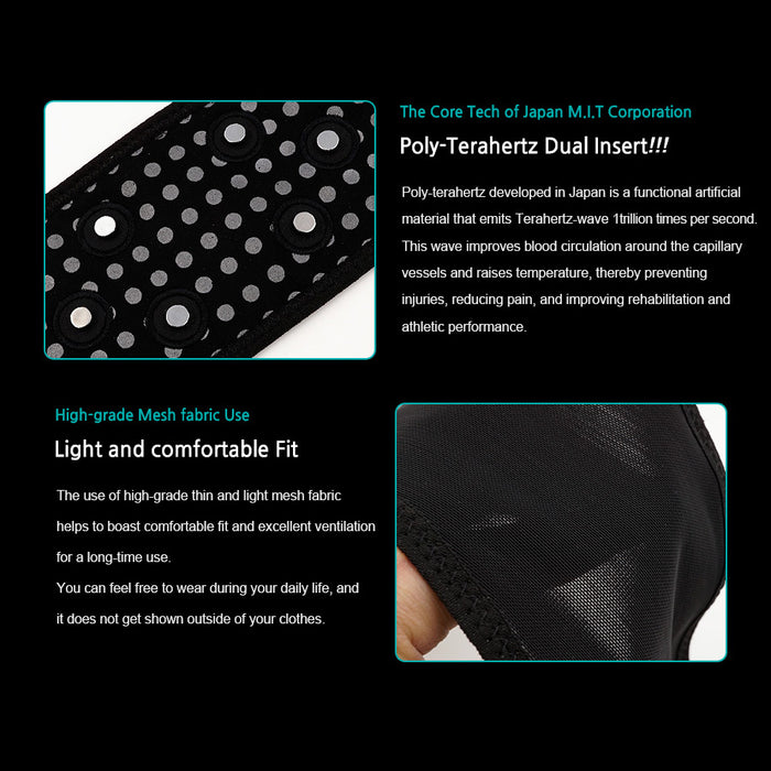 Terahealth Functional Waist Support to Relief Pain for Back Pain
