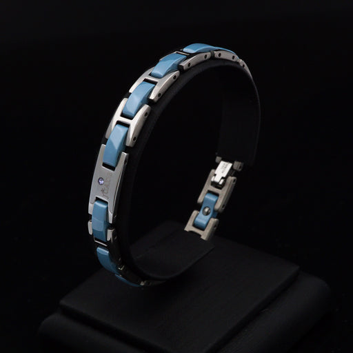 [Juade] Celina Ceramic Germanium Energy Bracelet
