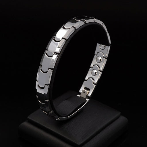 [Juade] Rucy Tungsten Germanium Energy Bracelet
