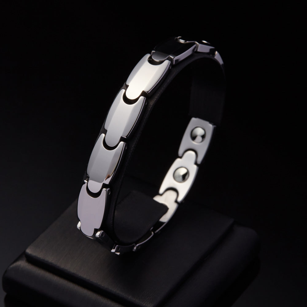 [Juade] Sofia Tungsten Germanium Energy Bracelet