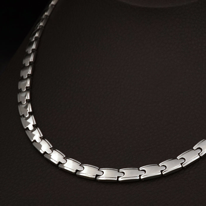 [Juade] Sofia Titanium Germanium Energy Necklace