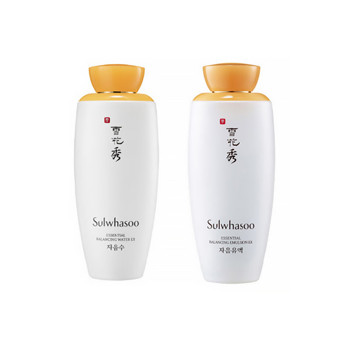 [Sulwhasoo] Essential Balancing Emersion & Water Duo Set