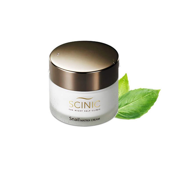 [SCINIC] moisturizer Day Snail Matrix Face Cream 50ml