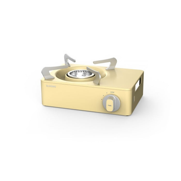 [Dr.Hows]Twinkle mini Stove Wing Ventilation For Heat Dissipation Child Lock Function,Twister Flame