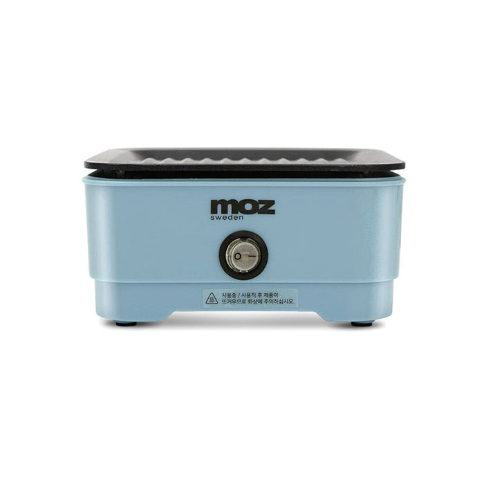 Moz Mini Grills Electric Grill For Single Family Quick Heat Conduction Allows Cooking Immediately