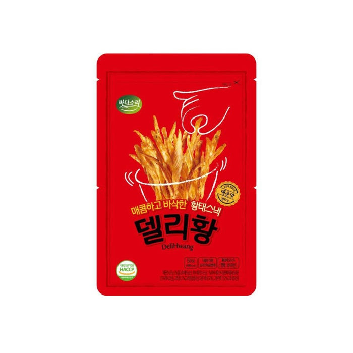 Korean Food Low Calorie High Protein-Baked Yellow Peel Snack-Deli Hwang 20g x 10/20EA