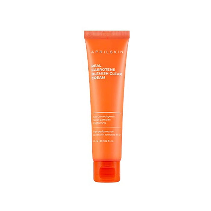 [April Skin]Real Carotene Blemish Clear Vita Pad 135ml Serum 37ml Cream 60g Renewal