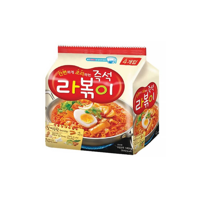 [Samyang Paldo] Korean Food Red Pepper Hot Spicy Ramen Collection Pick 4/8/12EA