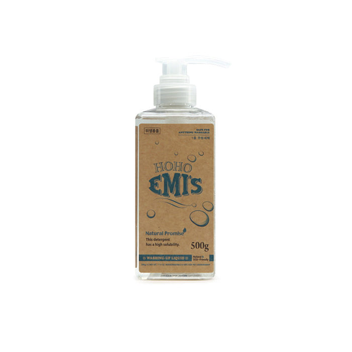 HoHo EMIS baby bottle cleaner  kitchen cleaner 500g Natural Washing-up Liquid