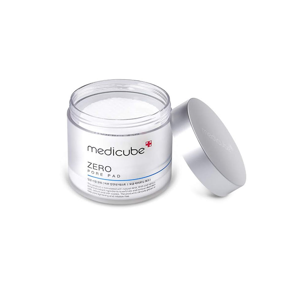 [Medicube] Zero Pore Pad 70 sheets Exfoliation Cleansing tissue