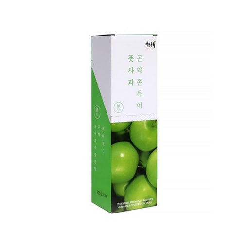 Natural shared Green Apple Konjac Jelly (30g x 20 bags) x1 /2 Box Low Calorie Snack Korean Diet Food