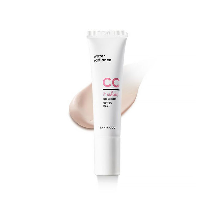 Banila co It Radiant CC Cream 30ml x 3EA SPF 30 PA++