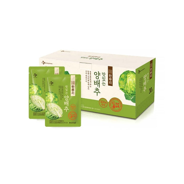 [CJ]Korean Food One Root Cabbage Juice 80ml x 30 packets