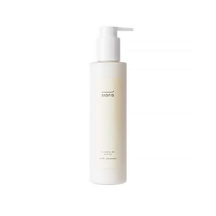 [SIORIS]Cleanse Me Softly Milk Cleanser 200ml Mildly Acid Daily Moisturizing No Slipping and Residue