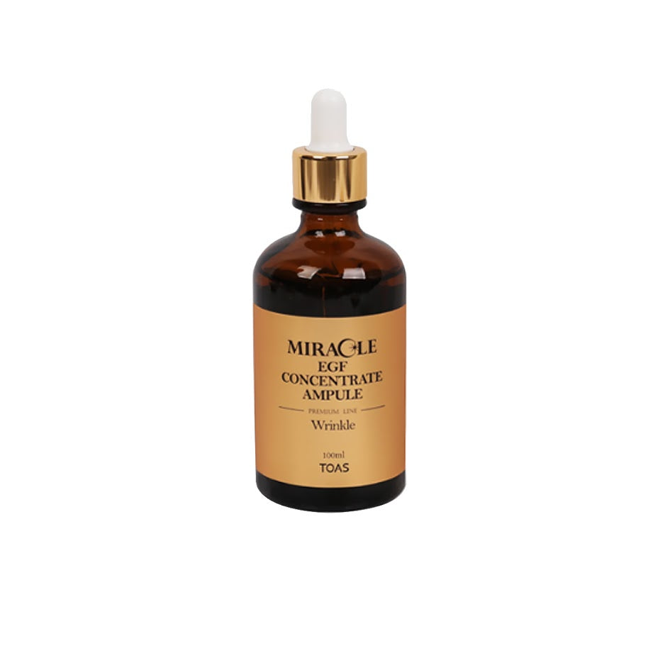[TOAS] Miracle EGF Concentrate Ampule (Wrinkle) 30ml Transparent Formulation Moisturizes