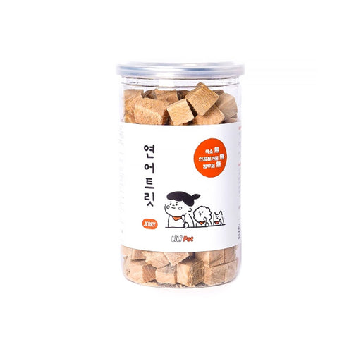 100% Naturally, LiLipet Freeze Dried Snack Salmon/Tuna Treats 120g For dogs and cats