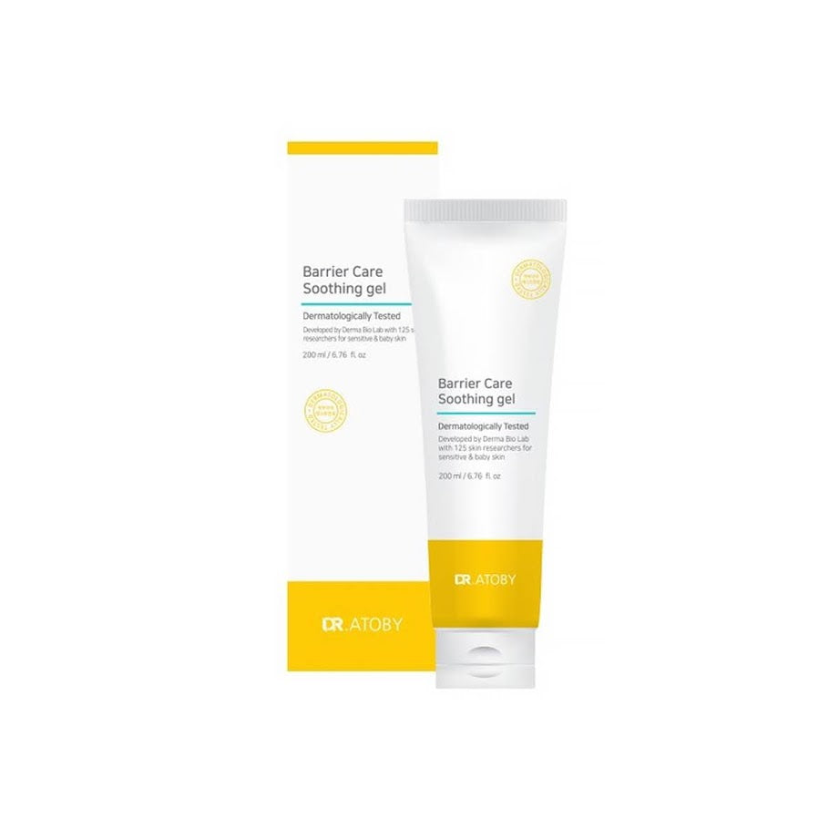 [Dr.atoby] Barrier Care Soothing Gel 200ml pH 5.5 a Skin-Derived Patent Lactobacillus