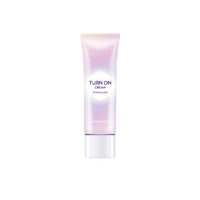 Dewy Cell Turn-On Cream 50ml Whitening / Anti- Wrinkle