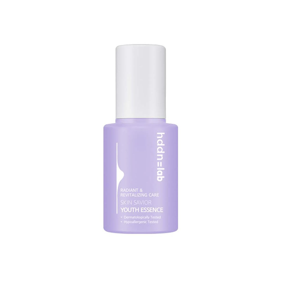 [Hddnlab]Skin Savior Youth Essence 30ml Radiant Revitalizing Barrier Care Dust Adsorption Prevention