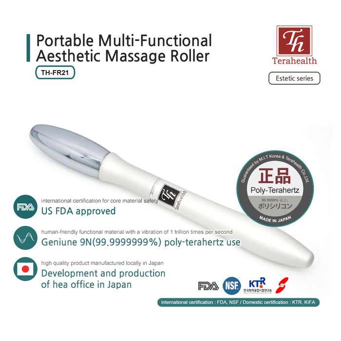 [Terahealth] Premium Face Massage Roller