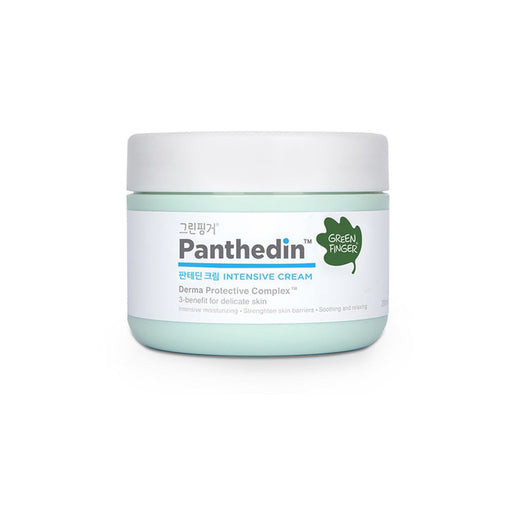 Green Finger Panthedin Cream 200ml A nourishing  moisturizing cream that protects dry skin