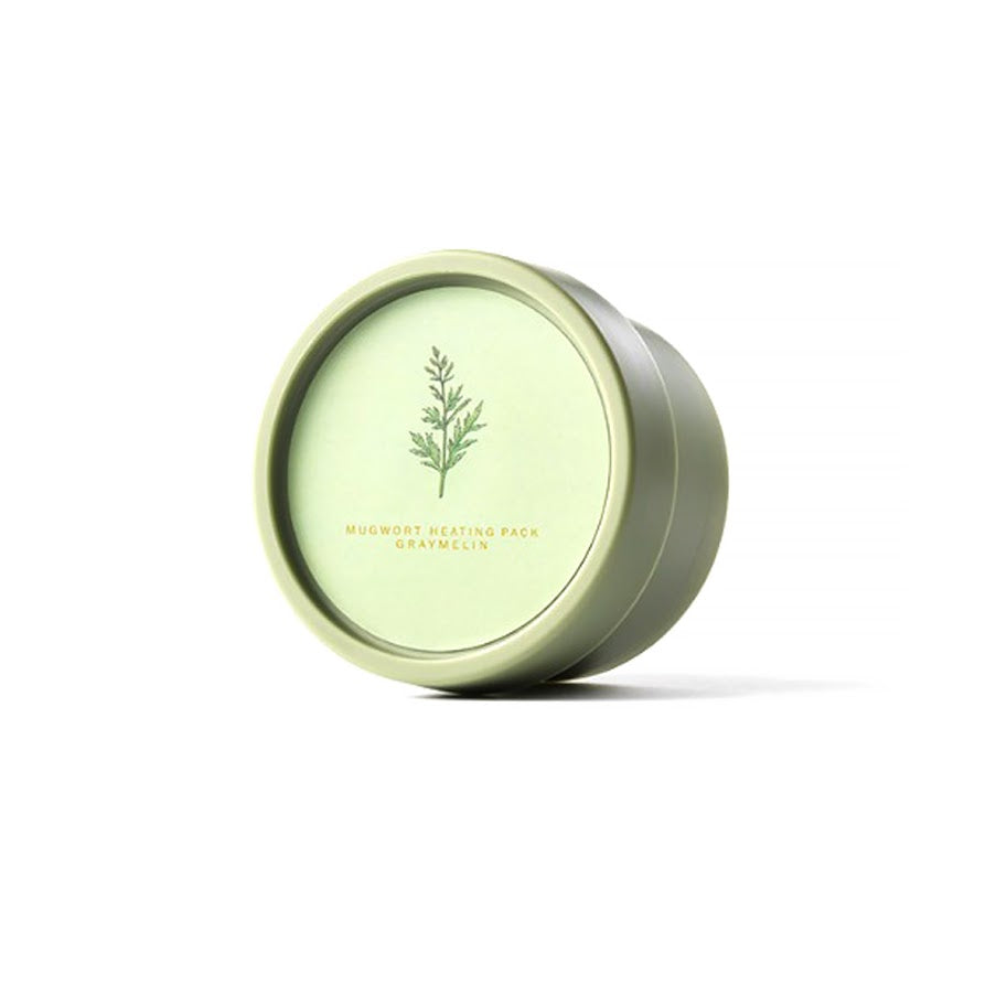 [Graymeline] Mugwort Moxa Pack 100g  x 2EA Pore Cleaning Pack/Soothing Care/