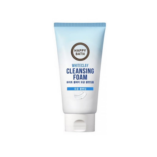 Happy Bath White Clay Pore Cleansing Foam 150ml x 2EA/4EA